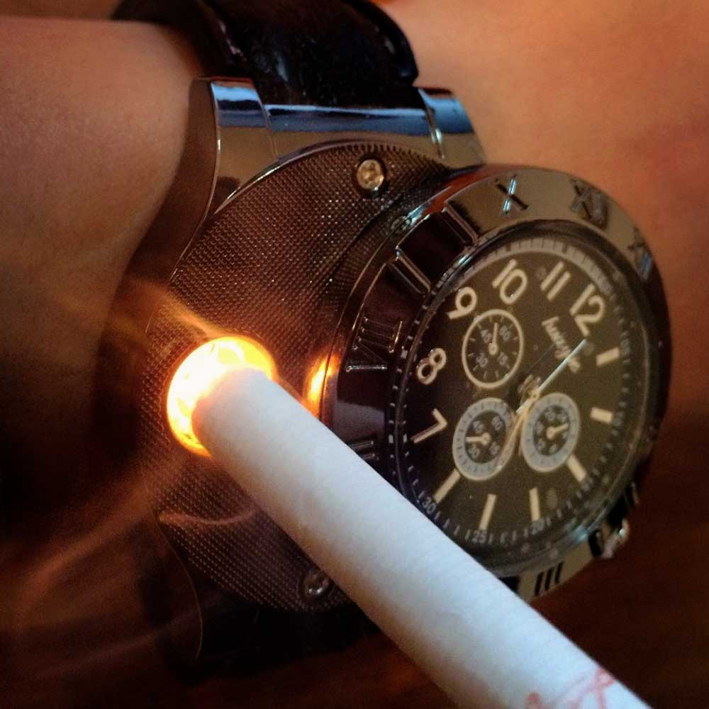 USB Lighter Watch | MegaGadgets