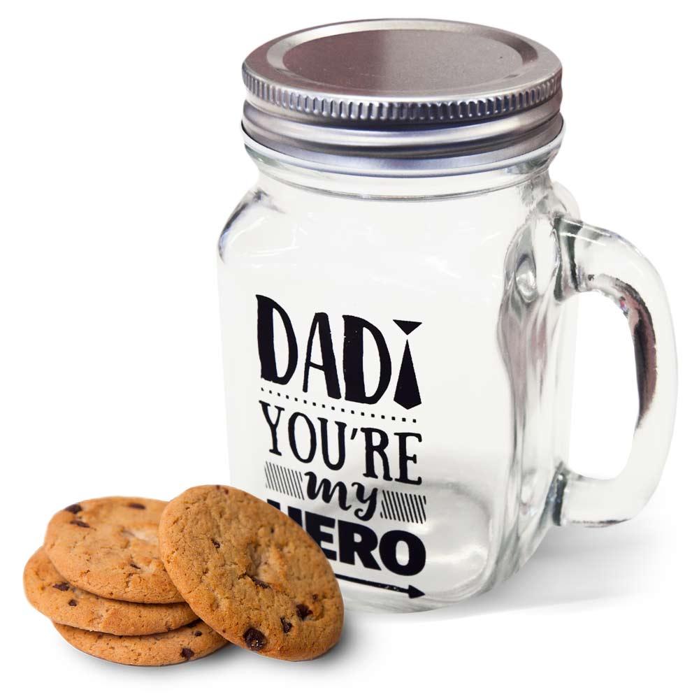Koop nu deze pot met koekjes voor je vader