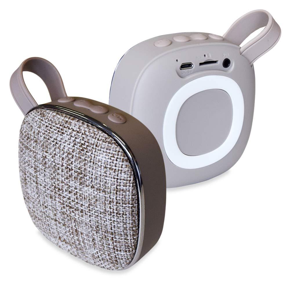 Neem deze handige Vintage Bluetooth Speaker overal mee naartoe!