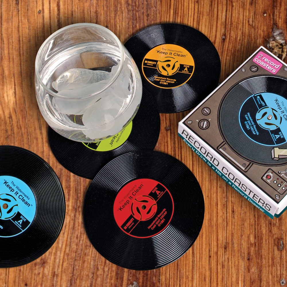 Dagaanbieding - Vinyl Onderzetters dagelijkse aanbiedingen