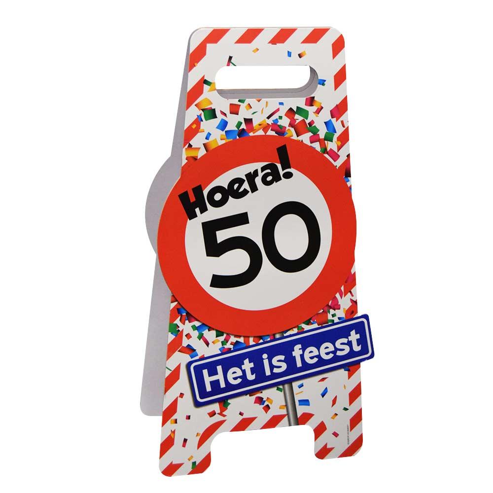 bord 50 jaar 50 Jaar Bord voor € 4,95 | MegaGadgets bord 50 jaar