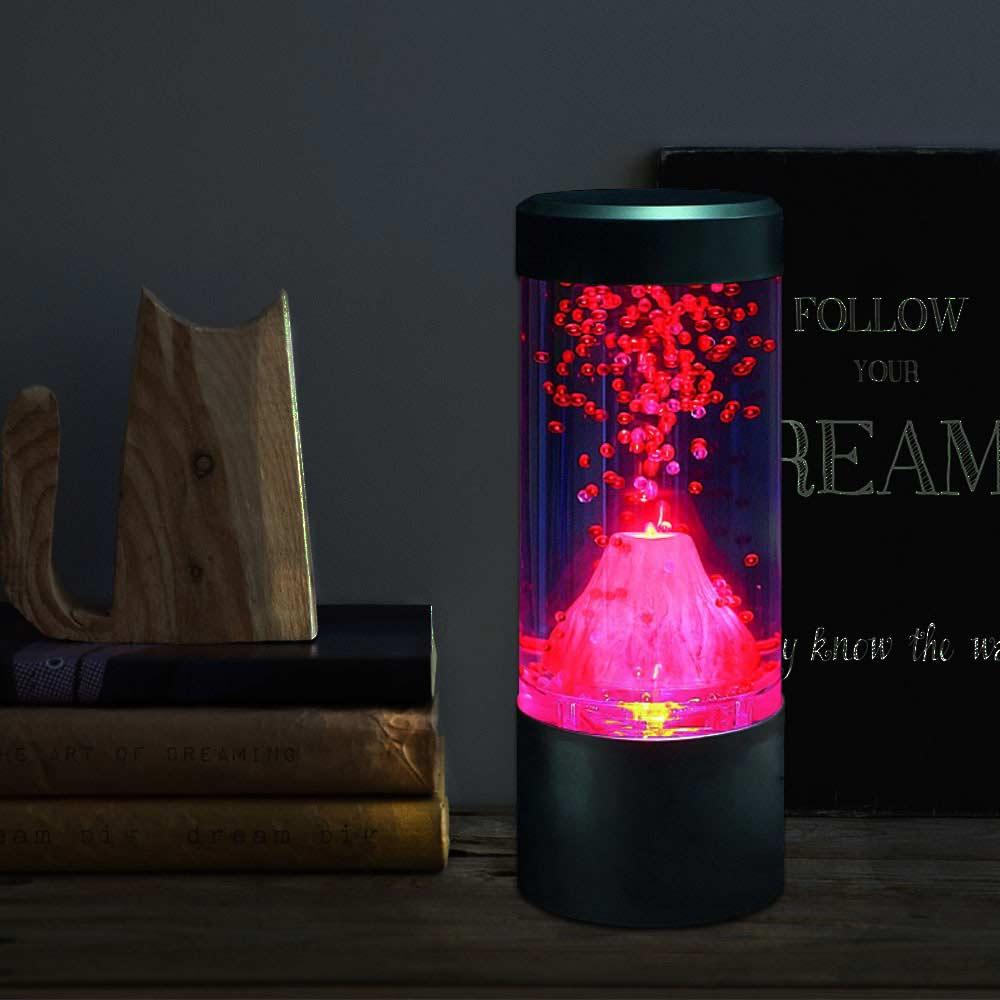 Vulkaan Lamp | MegaGadgets