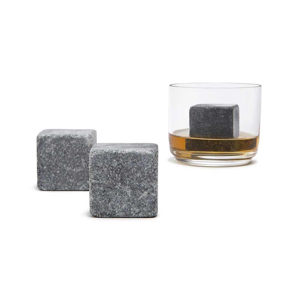 Natuurstenen voor een verkoelde whiskey