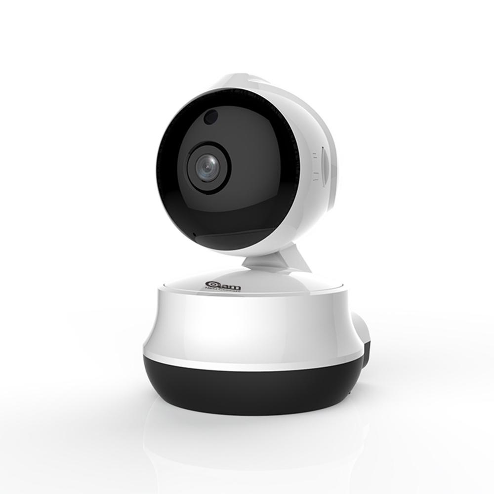Hou alles in de gaten met deze bestuurbare HD IP Camera 720p!