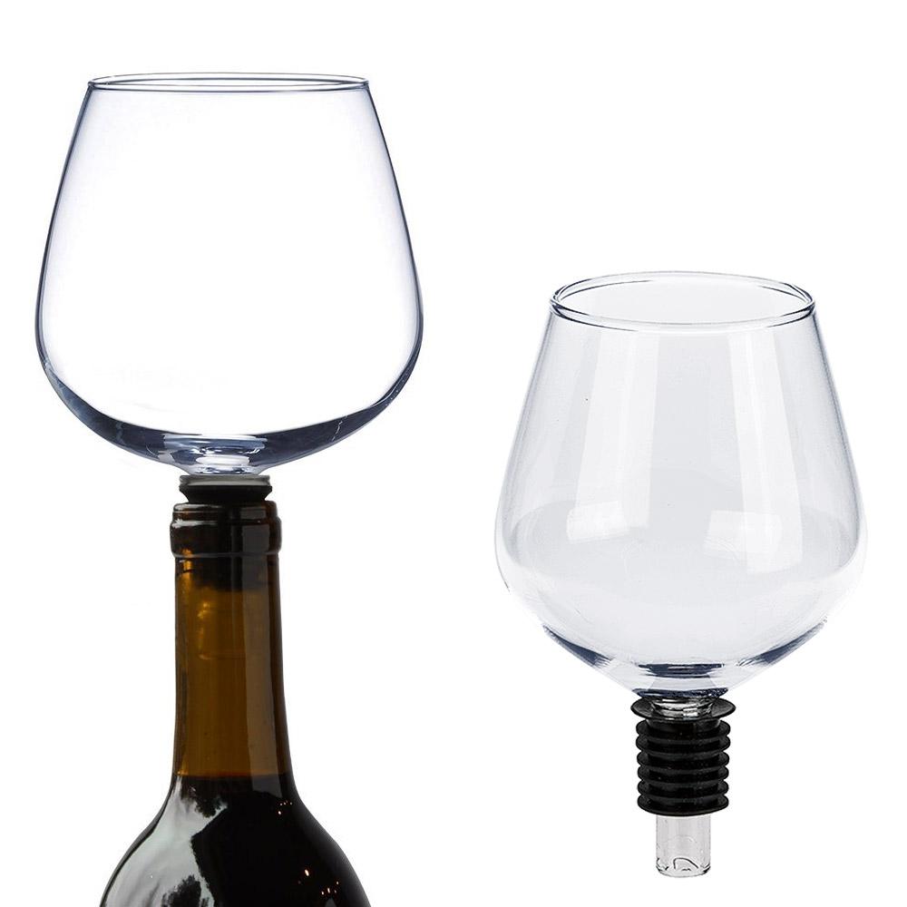 Altijd maar één glaasje wijn op!