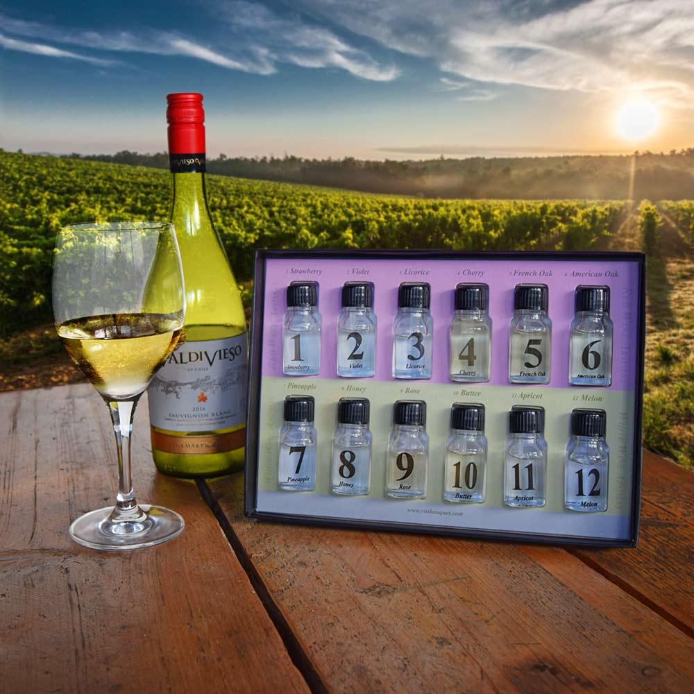 Wijn Aroma Set | MegaGadgets