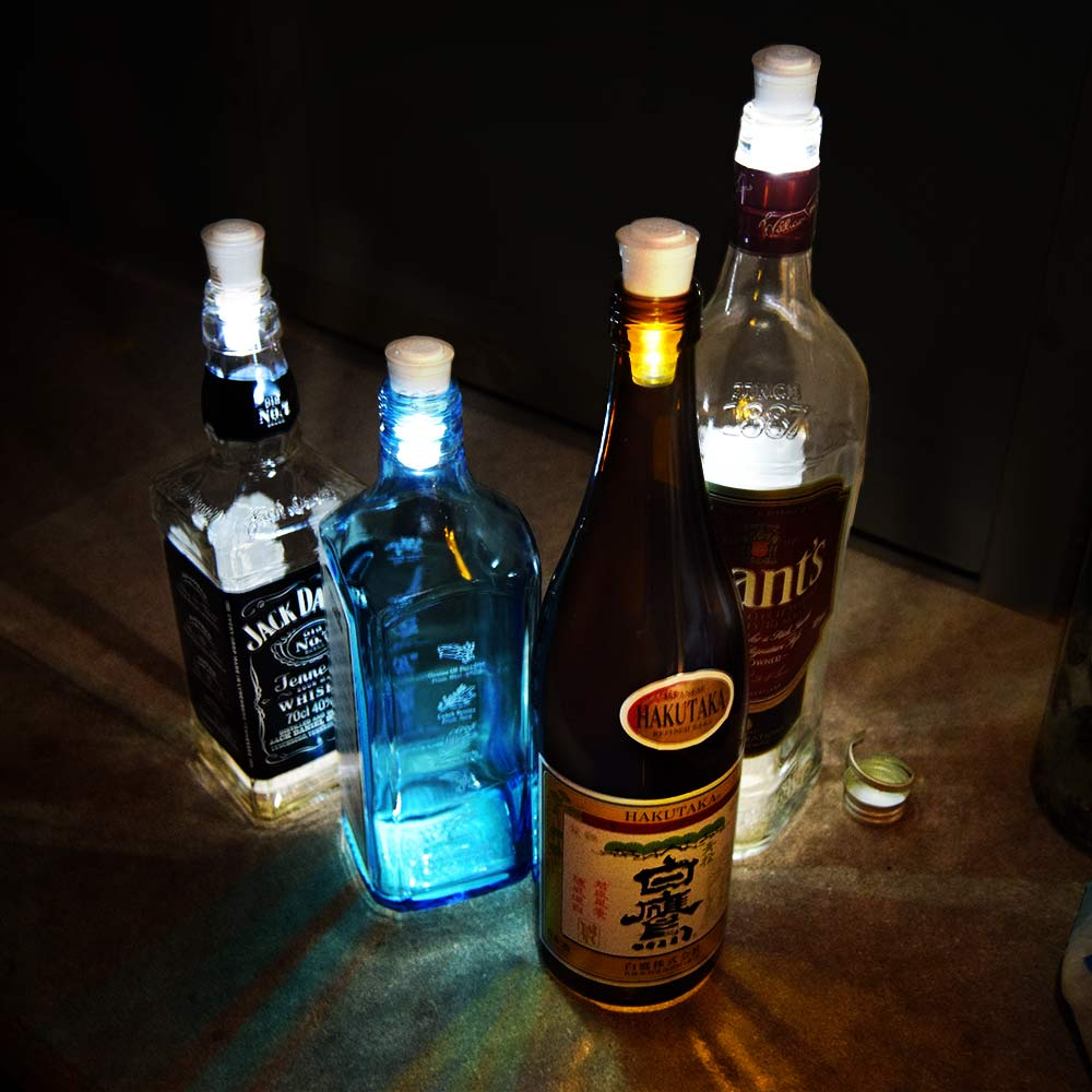 LED Bottle Cork