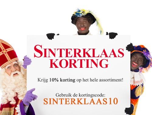 Code: SINTERKLAAS10