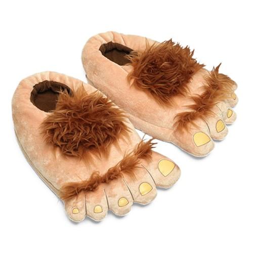 Hobbit Feet, Hobbit sloffen voor lekkere warme voeten