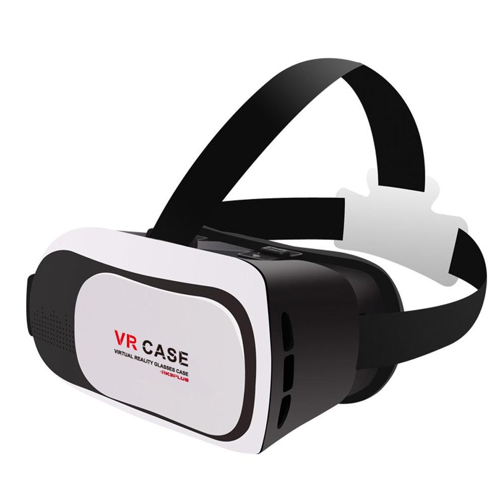 virtual reality box headset met bluetooth afstandbediening