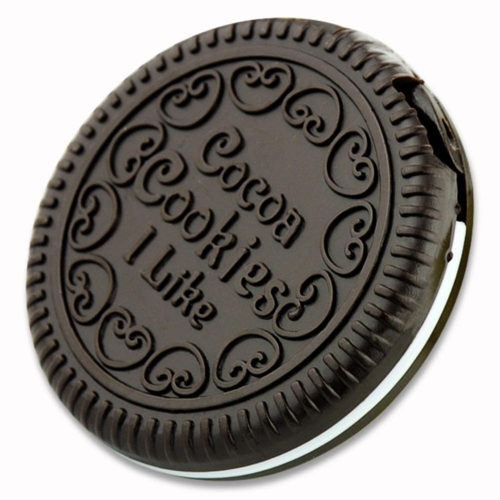 Cookie mirror, het leukste spiegeltje voor in je tas