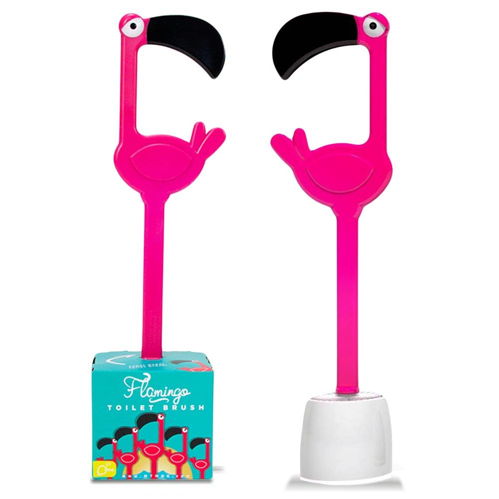 Flamingo Toilet Brush