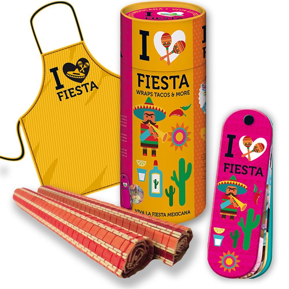 KookCadeauKoker I Love Fiesta | MegaGadgets