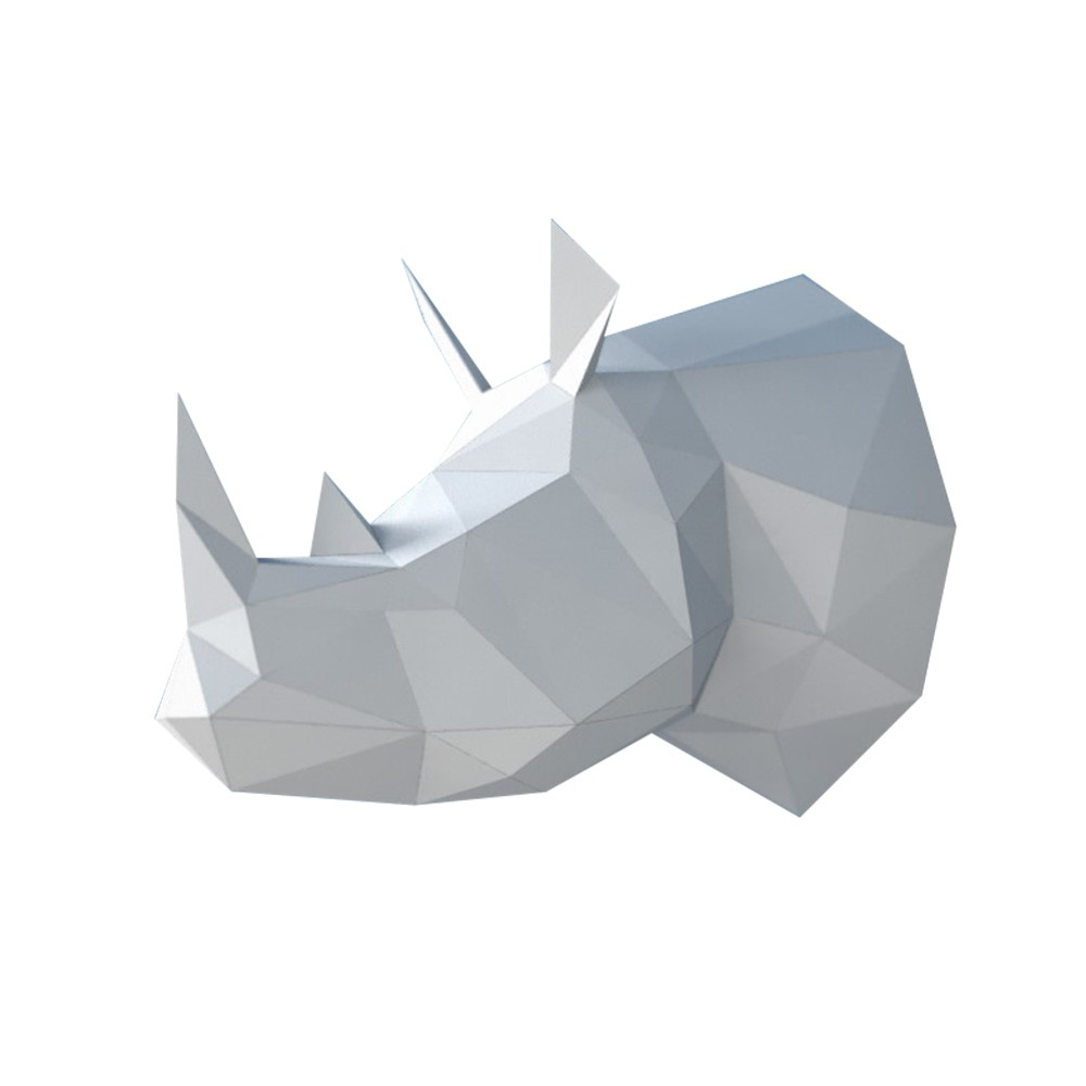 Papieren Neushoorn | MegaGadgets