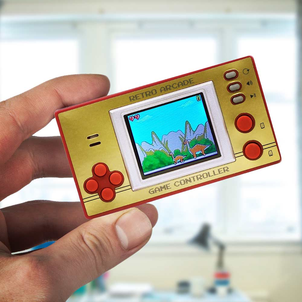 Retro Pocket Games