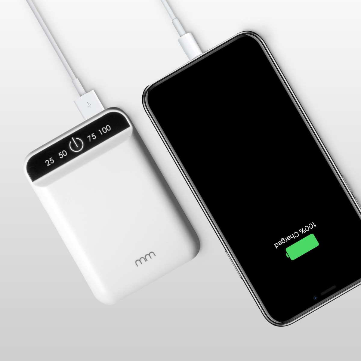 Mini Powerbank 10.000 mAh