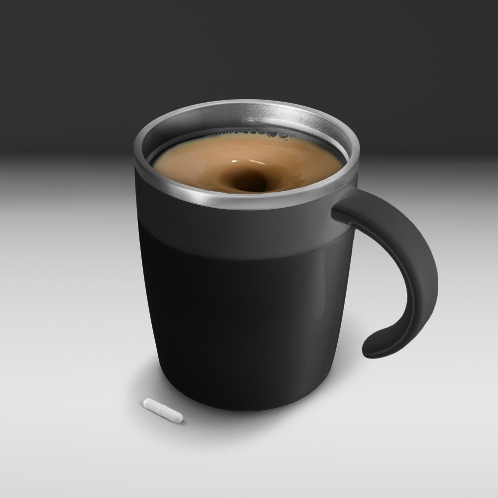 Magnetic Stirring Mug
