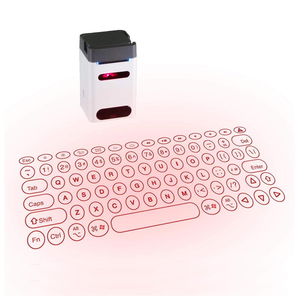 virtual keyboard - laser toetsenbord