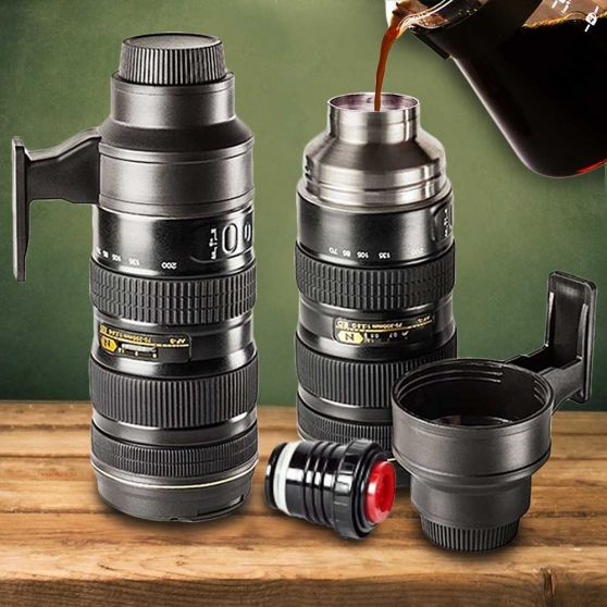 Thermofles Camera Lens