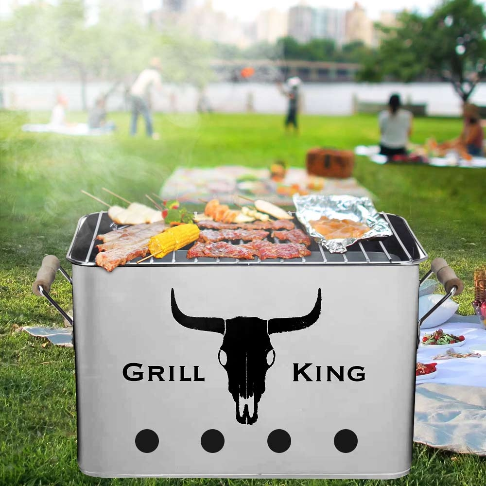 Grill King Barbecue